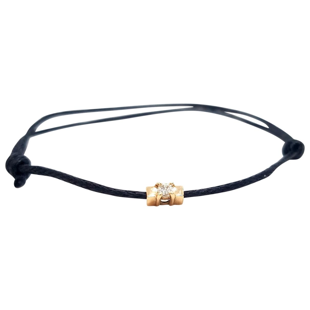 - Bracelet   pour femme en or rose - rose
