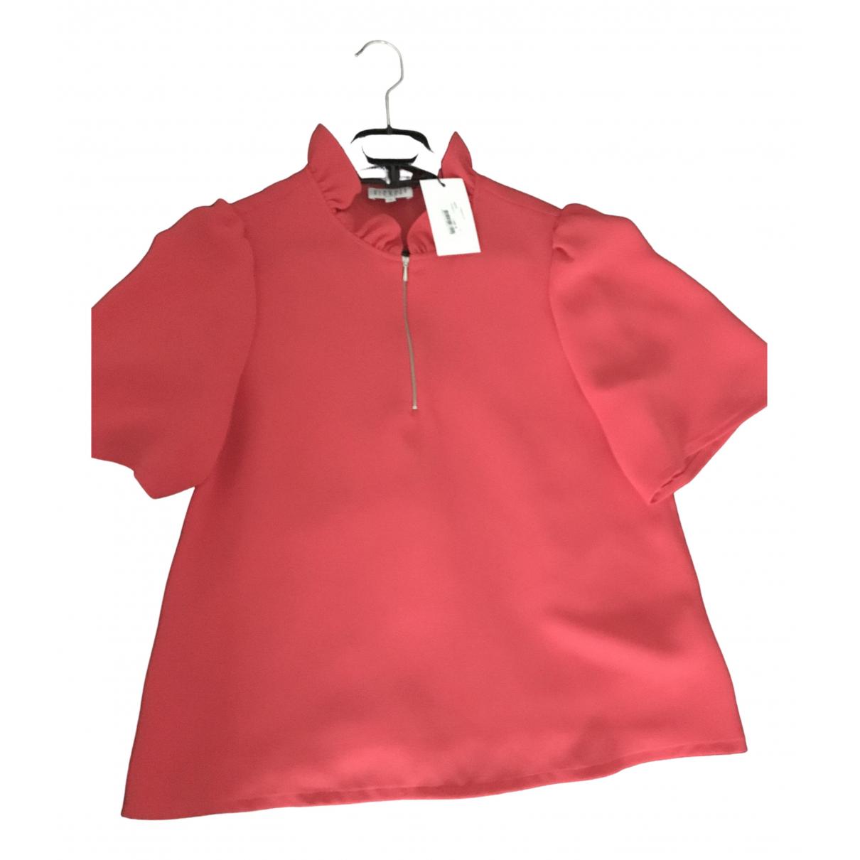 Claudie Pierlot - Top   pour femme - rouge