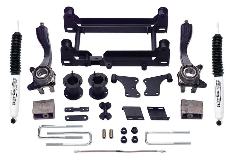 Tuff Country 55905KH Complete Kit (w/SX6000 Shocks)-5in. Toyota Tundra 2000-2003