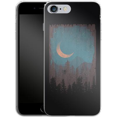Apple iPhone 6 Plus Silikon Handyhuelle - Those Summer Nights von ND Tank