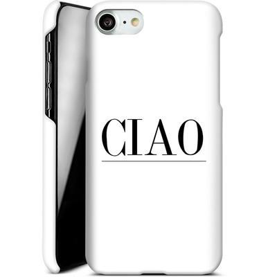 Apple iPhone 8 Smartphone Huelle - Just CIAO! von Erik Scholz