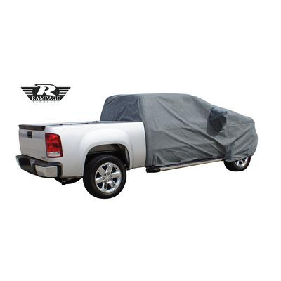 Rampage EasyFit Cab Cover (Gray) - 1320