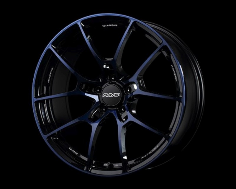 Volk Racing WKC0444ELD G025 Limited Wheel 19x9.5 5x114.3 44mm Dark Blue/DC