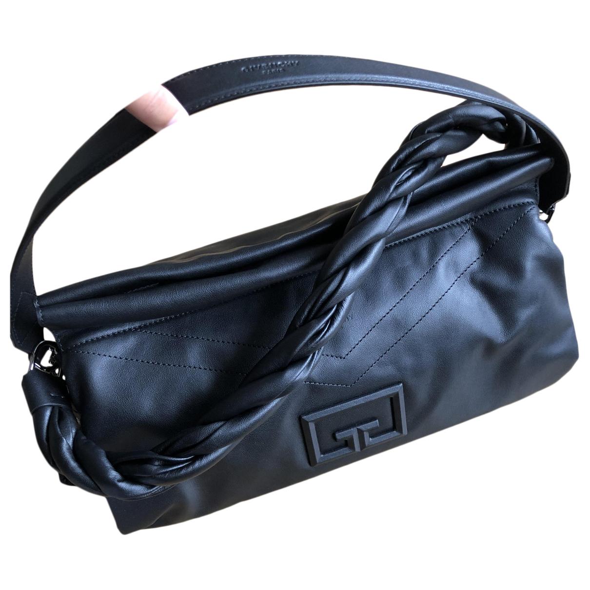 Givenchy N Black Leather handbag for Women N