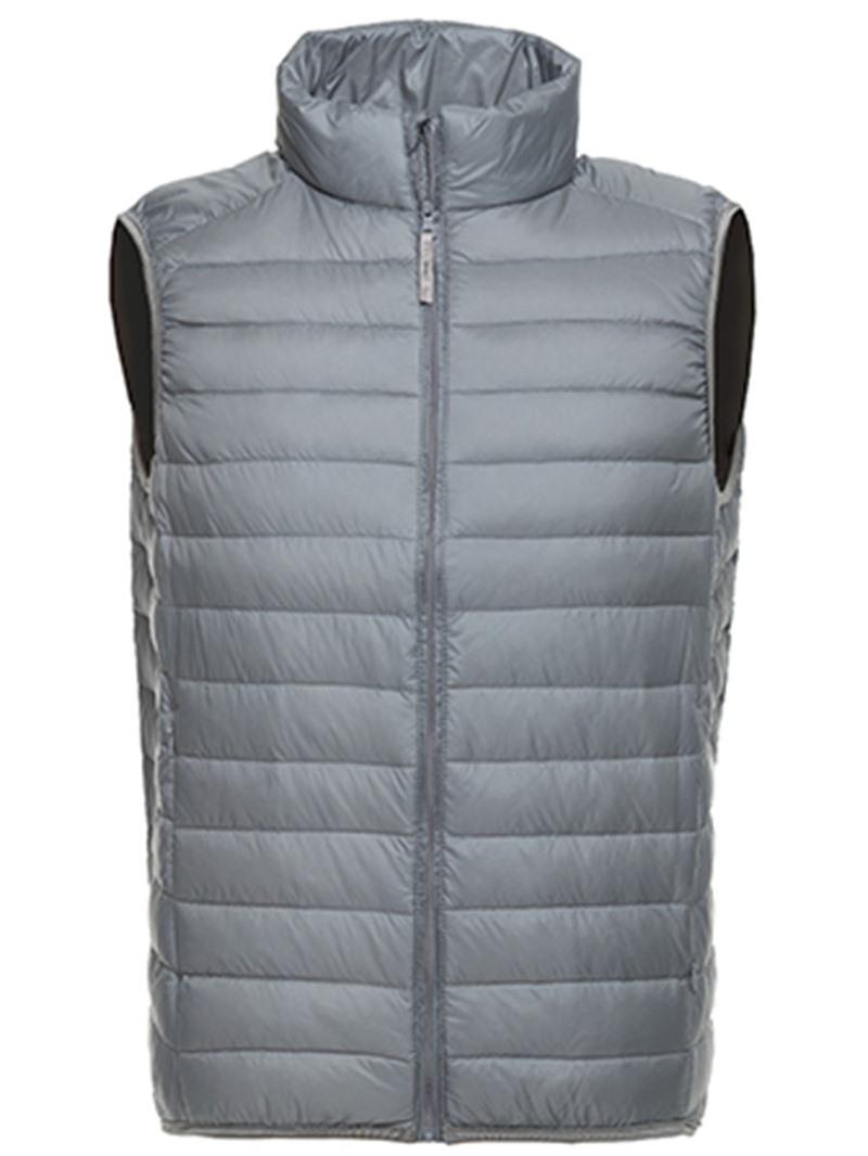Ericdress Winter 90% Duck Down Vest Loose Men's Sleeveless Jacket