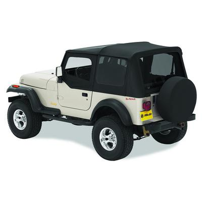 Bestop Replace-a-Top with Clear Windows (Black Denim) - 51120-15