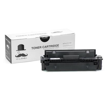Compatible HP Color LaserJet Pro M452DW Black Toner Cartridge High Yield - Moustache