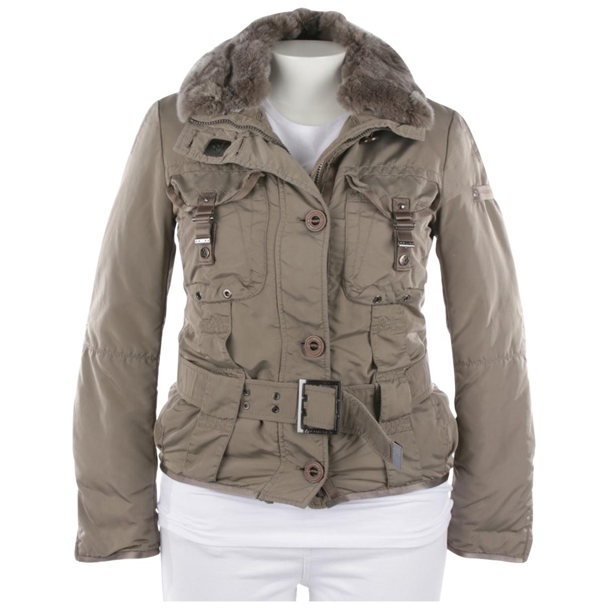 Peuterey \N Beige jacket for Women 38 FR
