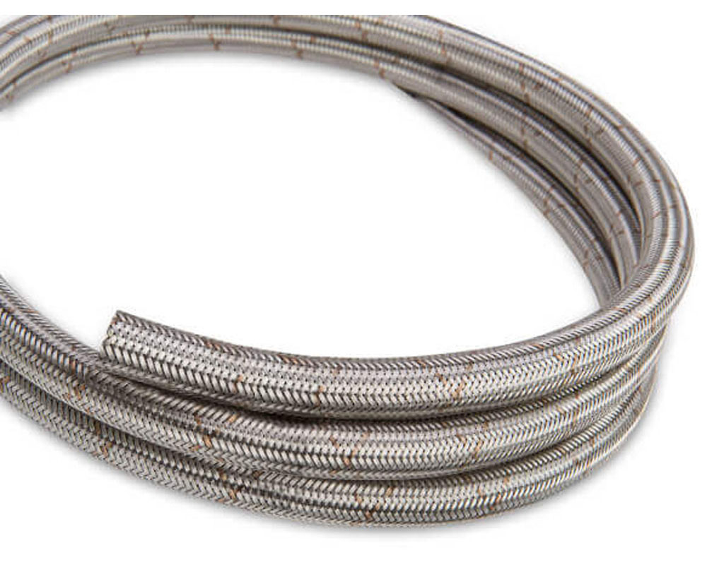 Earl's Performance 661012ERL 10 FT. -12 ULTRA FLEX S.S. BRAIDED HOSE