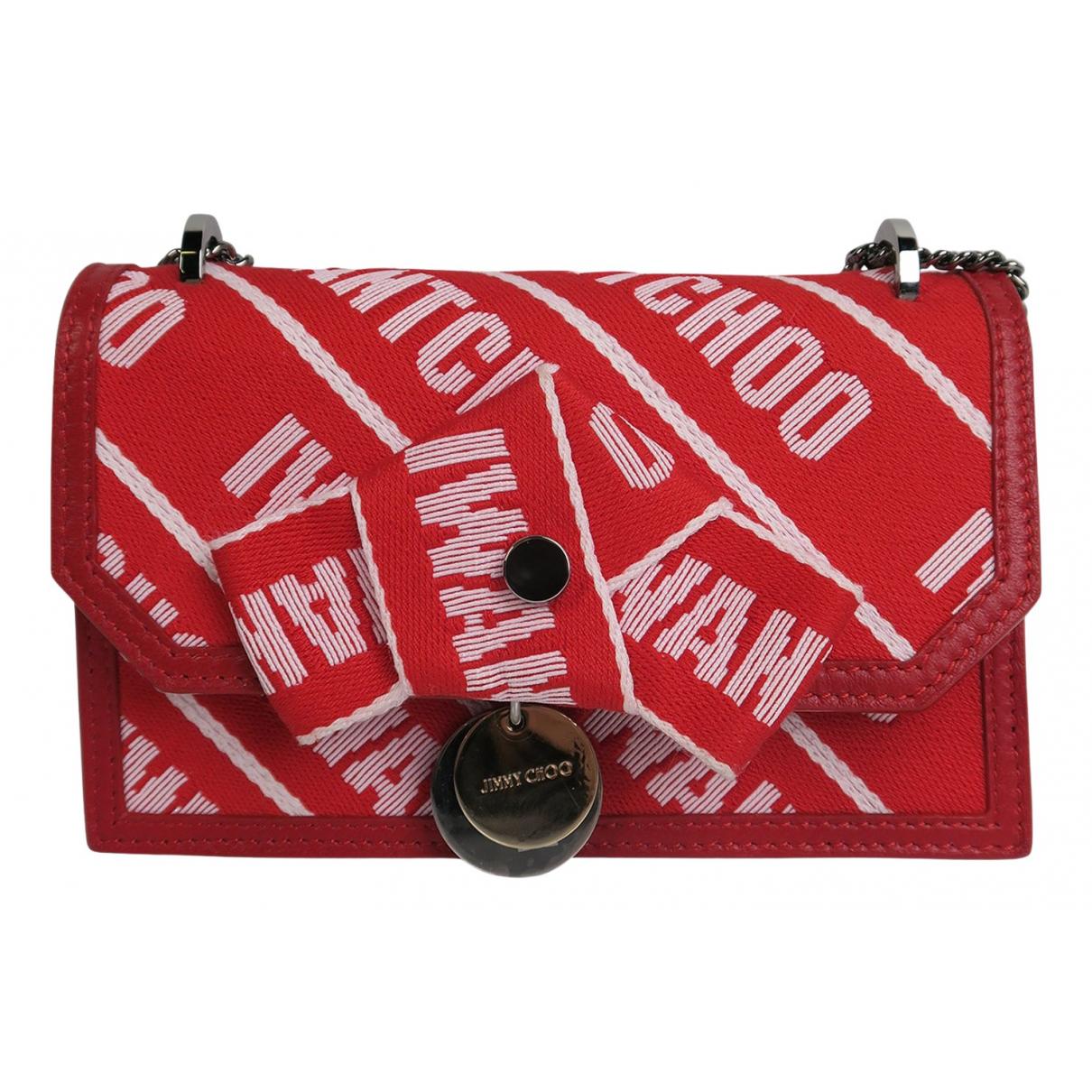 Jimmy Choo N Multicolour Cloth handbag for Women N