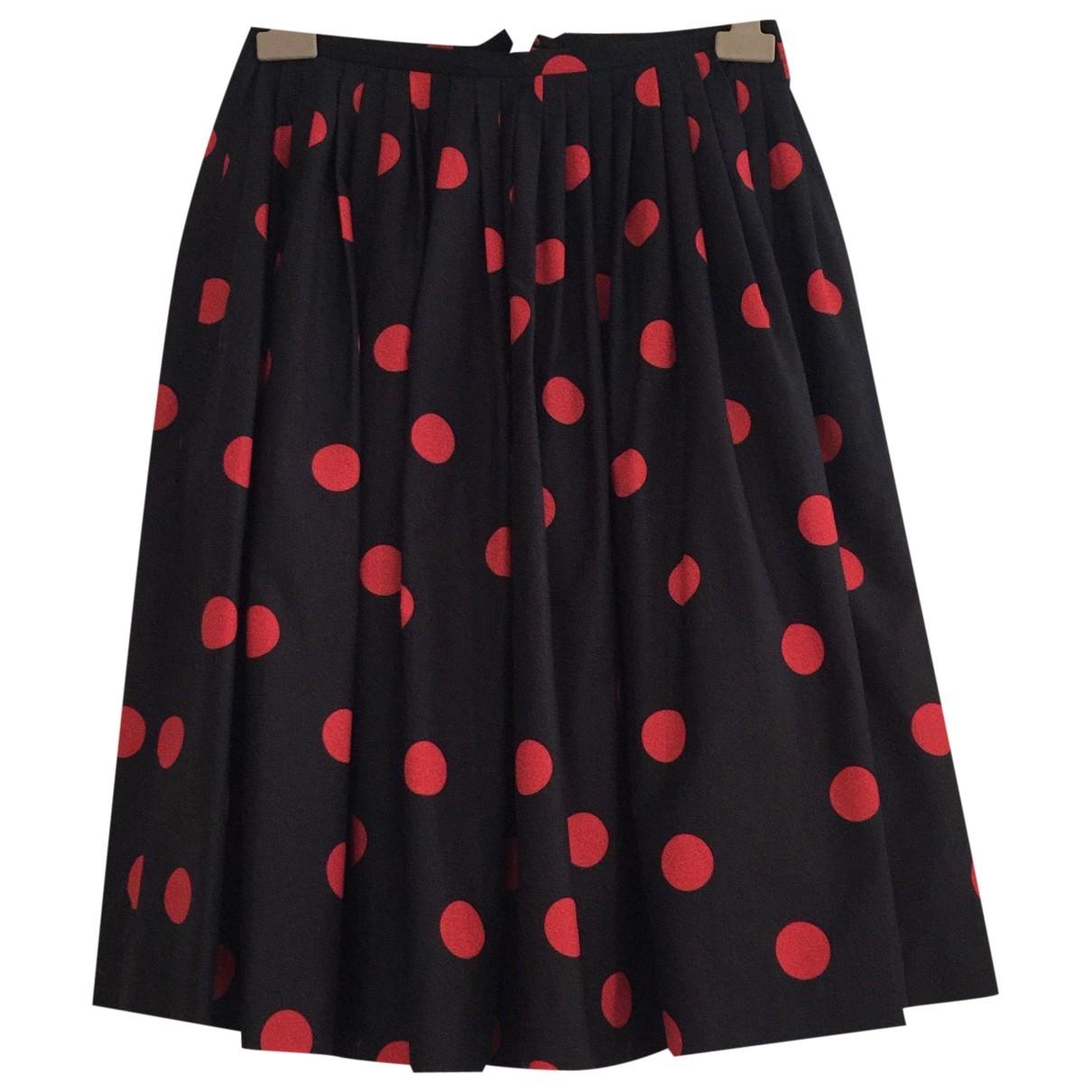Michael Kors \N Black Cotton skirt for Women 2 US