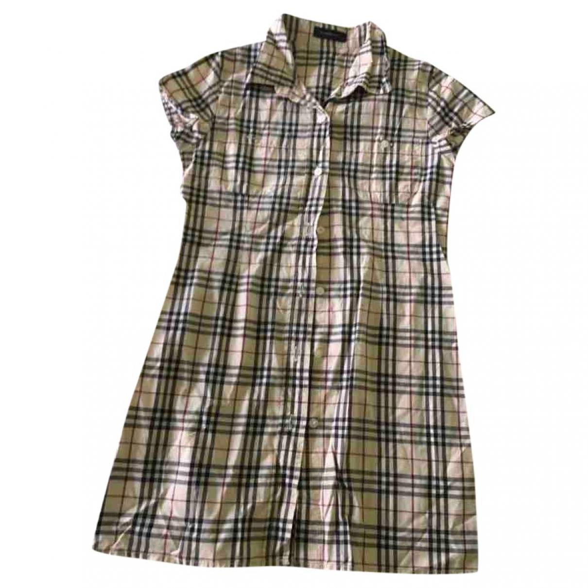 Maxi vestido Burberry