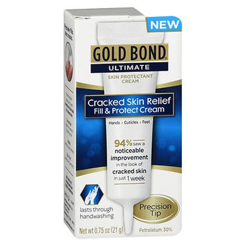 Gold Bond Ultimate Cracked Skin Relief Fill & Protect Cream 0.75 Oz by Gold Bond