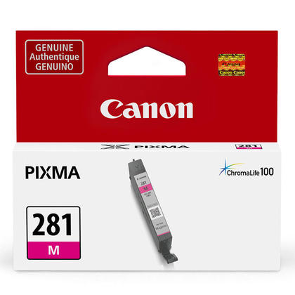 Canon CLI-281 2089C001 Original Magenta Ink Cartridge