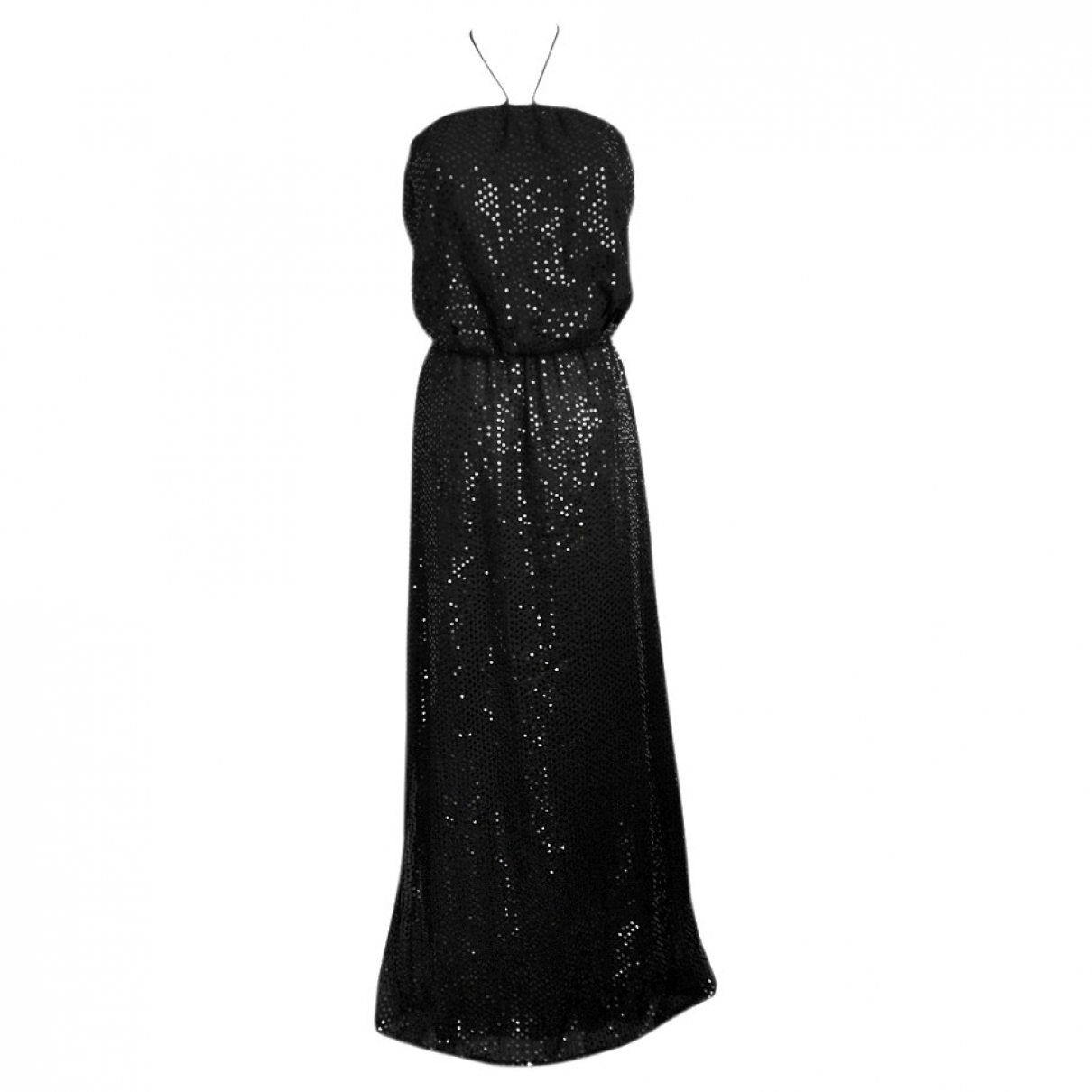 Armani Jeans \N Black dress for Women 40 IT