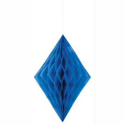 Décoration de papier forme de diamant 14