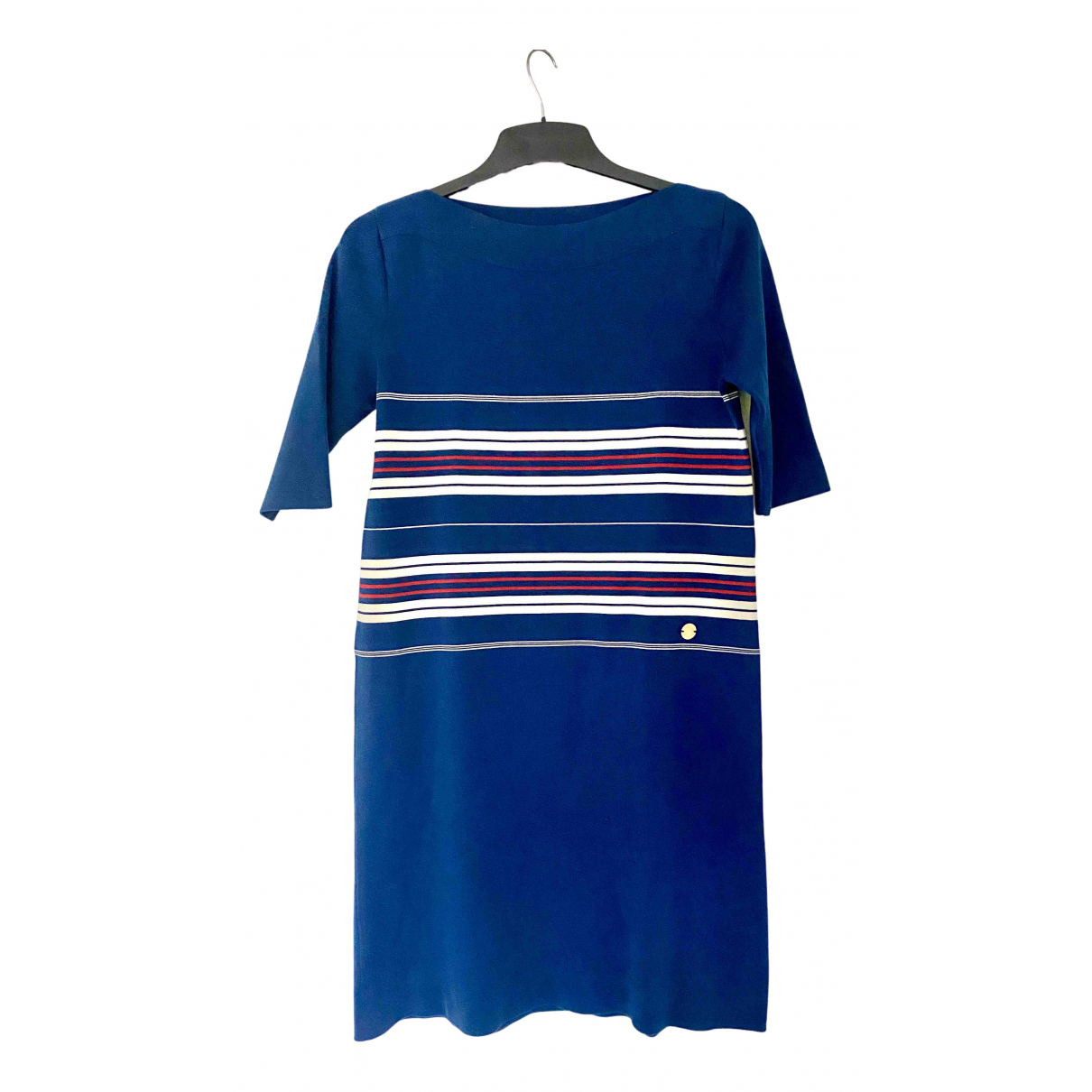 Louis Vuitton N Blue Cotton dress for Women M International