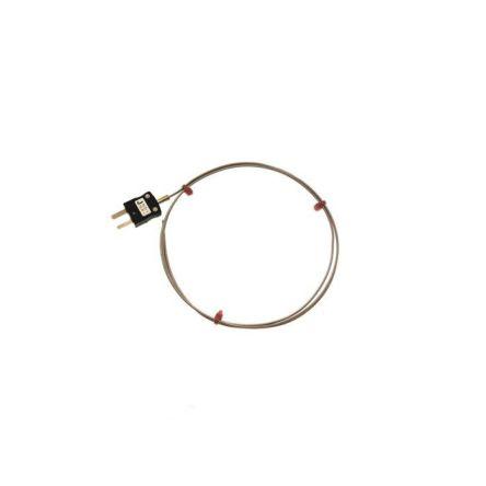 RS PRO Type J Thermocouple 1m Length, 3mm Diameter → +760°C