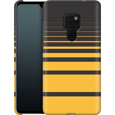 Huawei Mate 20 Smartphone Huelle - Yellow Retro von SONY