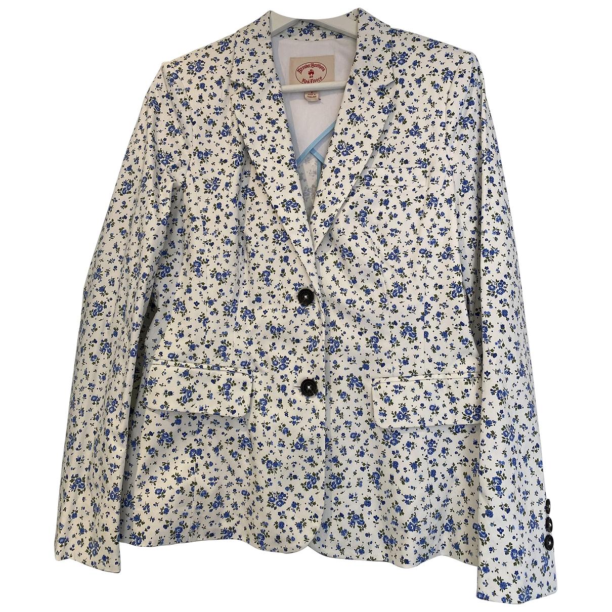 Brooks Brothers - Veste   pour femme en coton - multicolore