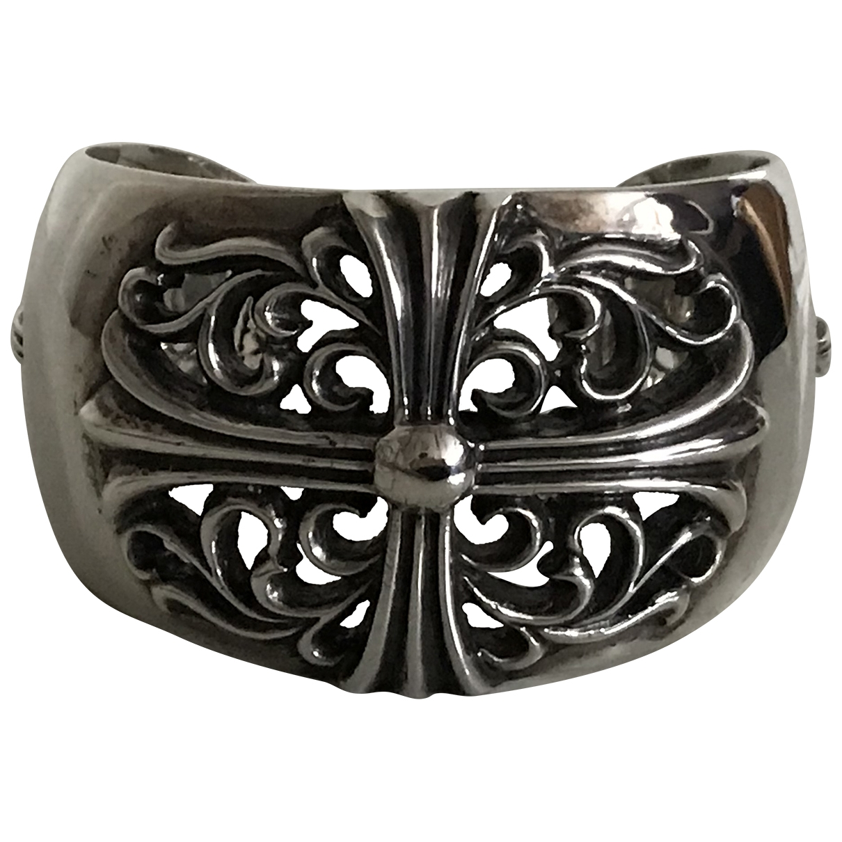 Chrome Hearts \N Armband in  Silber Silber