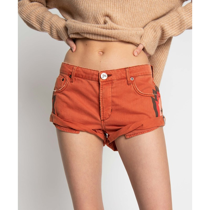 ARROW BANDITS DENIM SHORT