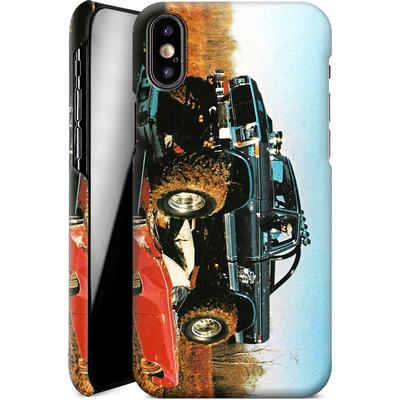 Apple iPhone X Smartphone Huelle - Bigfoot Seventies von Bigfoot 4x4