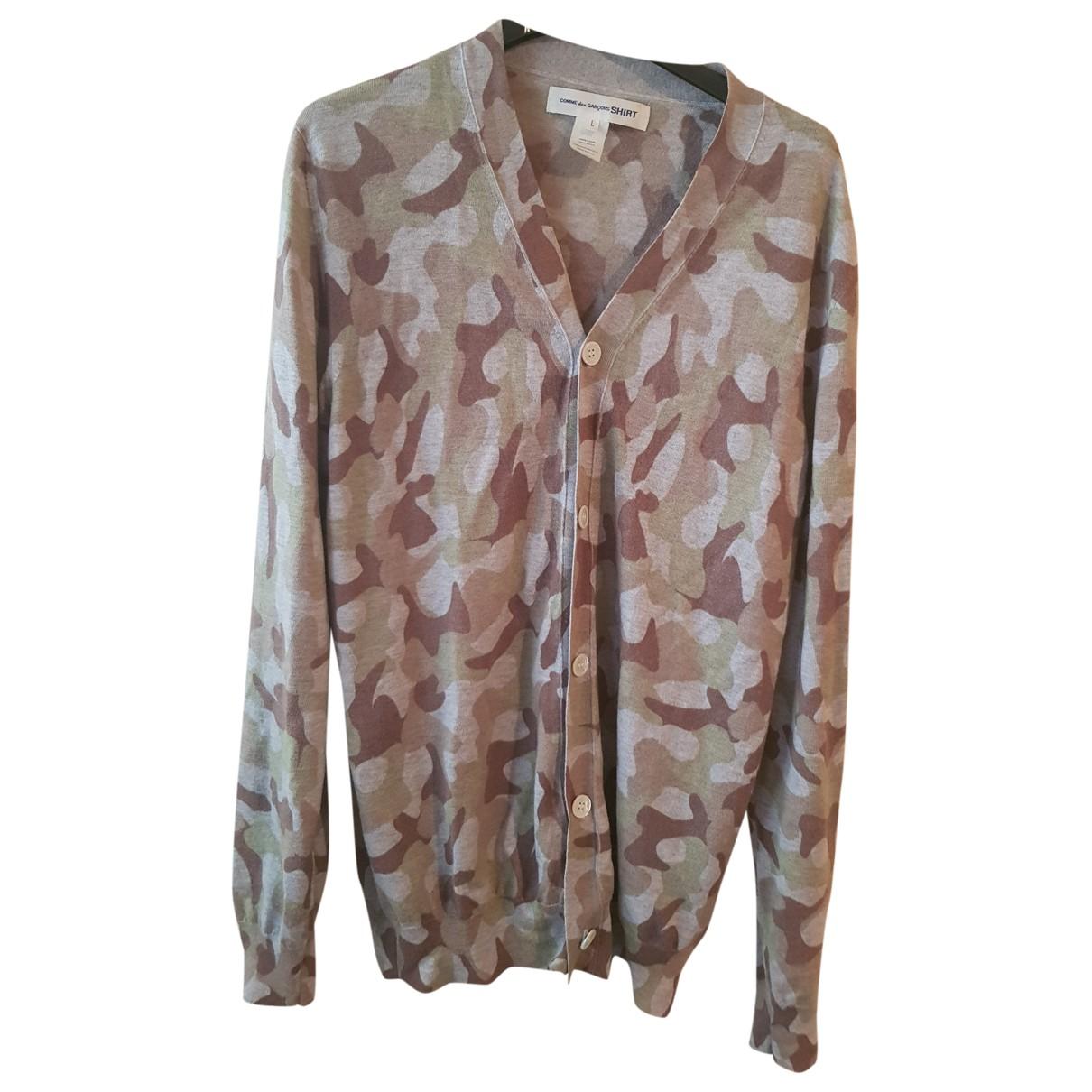 Comme Des Garcons N Multicolour Wool Knitwear & Sweatshirts for Men L International