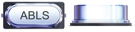 Abracon 3.57MHz Crystal Unit ±30ppm SMD 2-Pin 11.4 x 4.7 x 4.1mm (1000)
