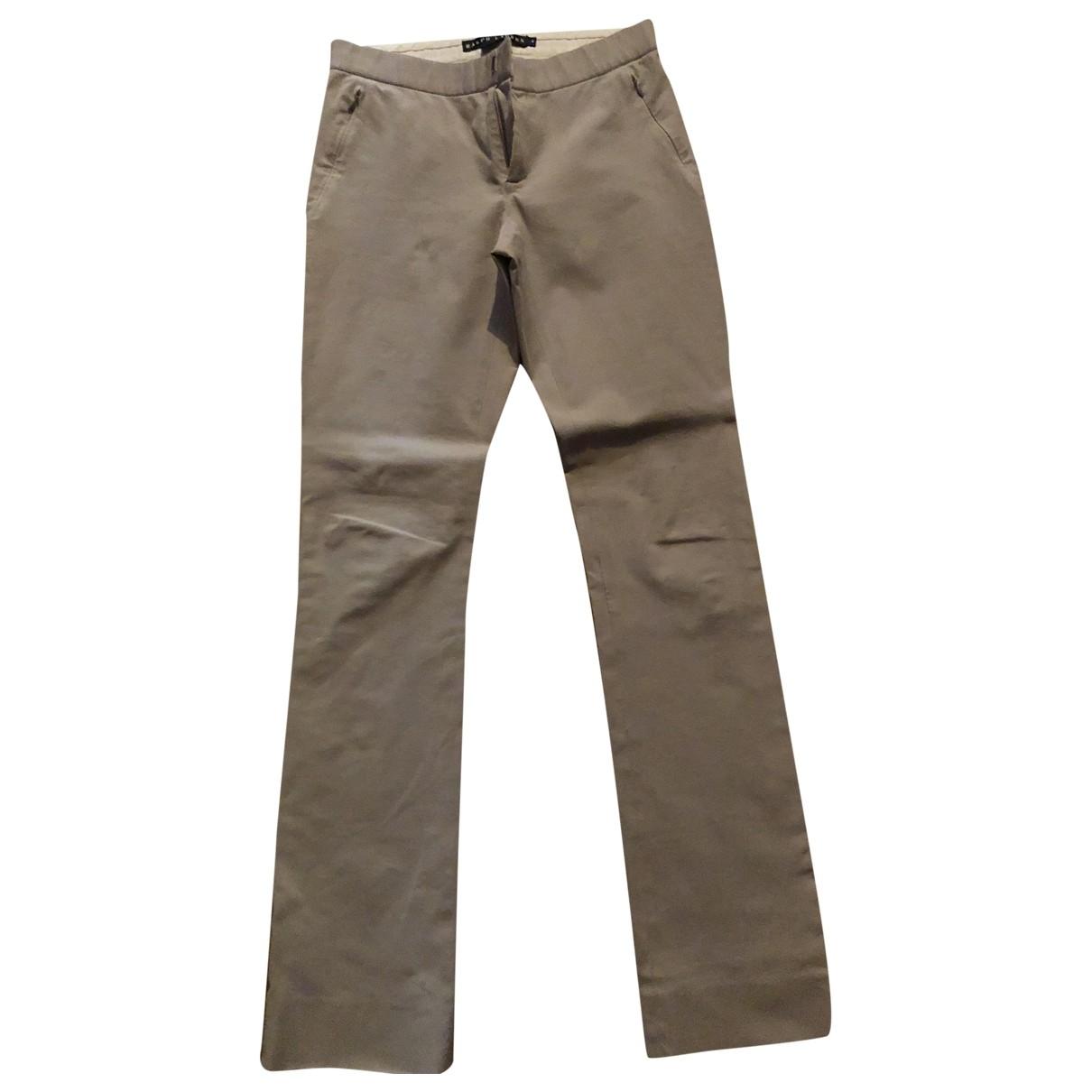Pantalon recto Ralph Lauren Collection