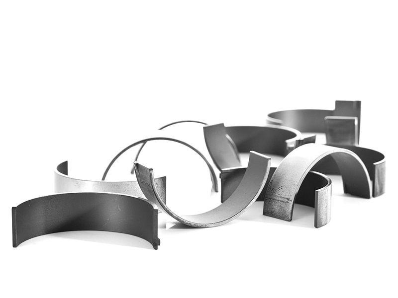 IE Calico Coated Rod Bearing Set With Riffle Drilling Audi V6 2.7T 30V