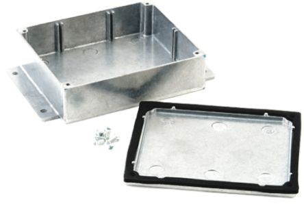 Deltron 483, Die Cast Aluminium Enclosure, IP68, 170 x 101.6 x 77mm
