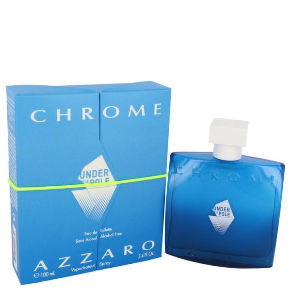 Chrome Under The Pole - Loris Azzaro Eau de toilette en espray 100 g