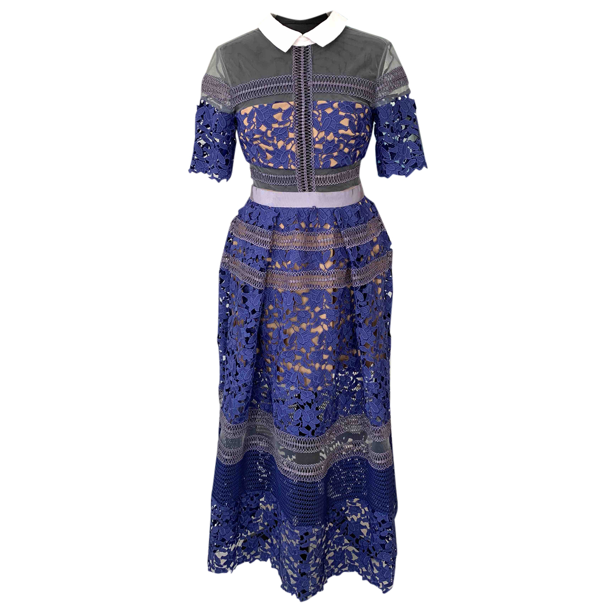 Self Portrait \N Blue dress for Women 2 US