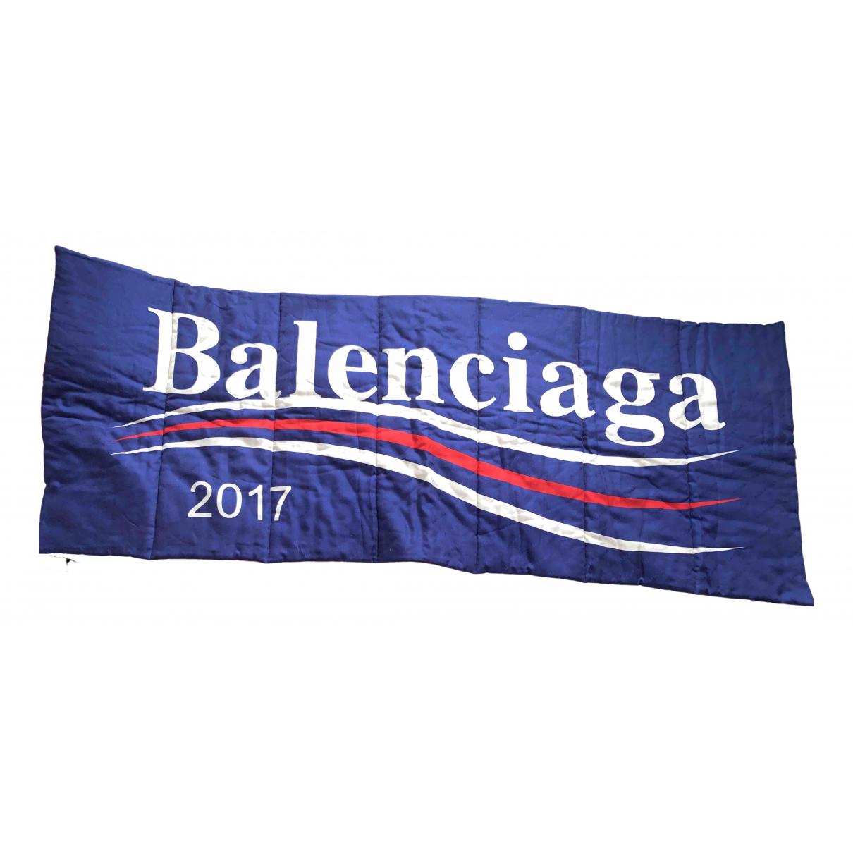 Balenciaga \N Multicolour Silk scarf & pocket squares for Men \N