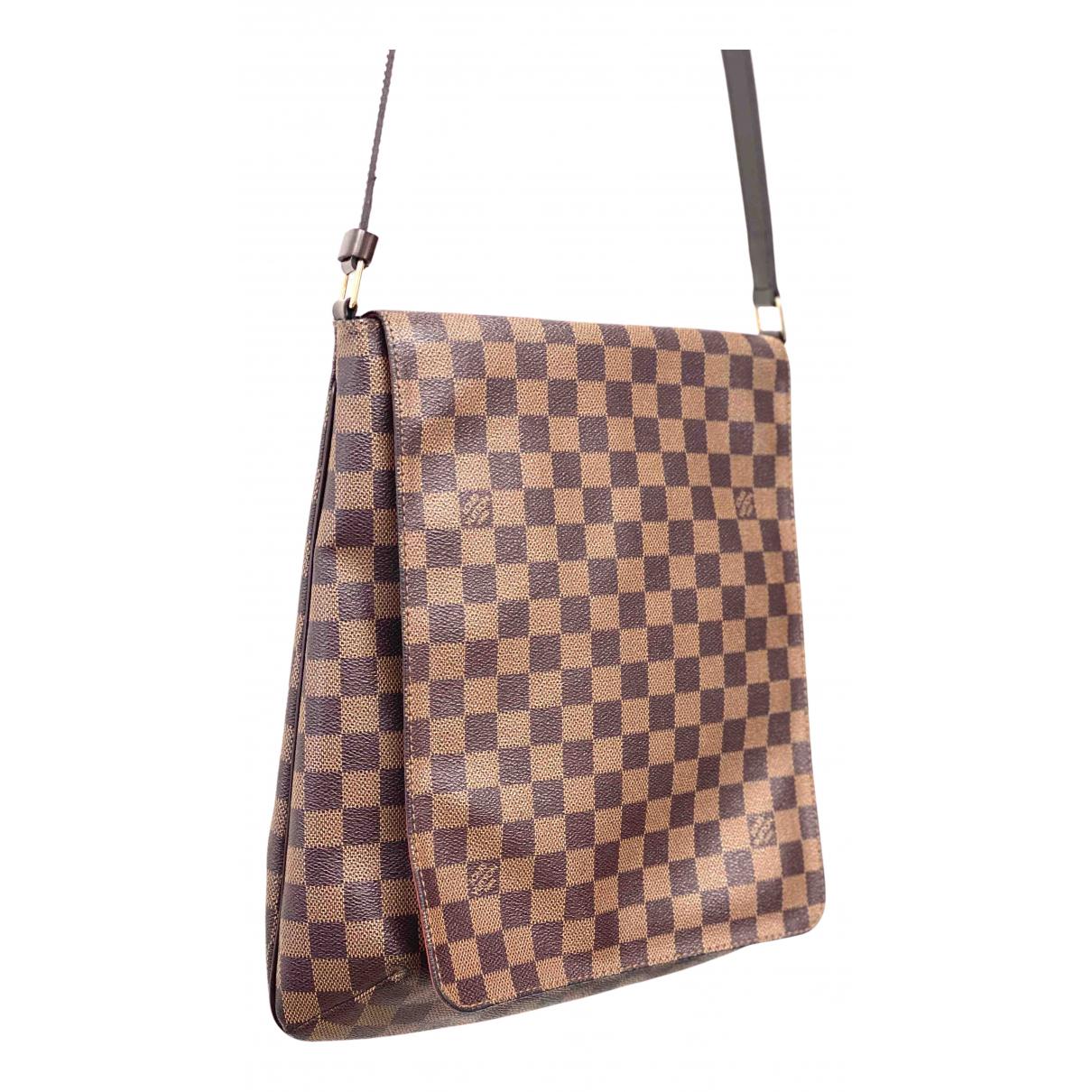 Bandolera Musette de Lona Louis Vuitton