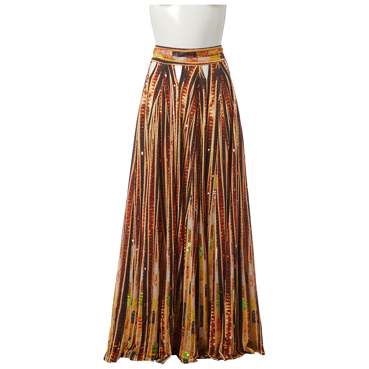 Givenchy \N Brown skirt for Women 40 FR
