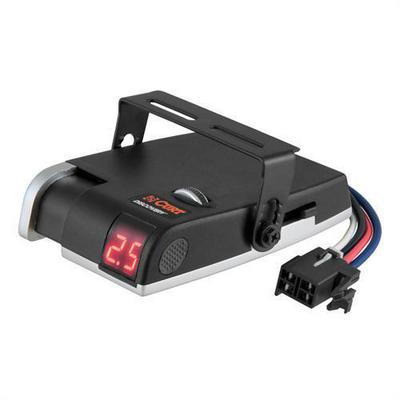 Curt Manufacturing Discovery Brake Controller - 51120