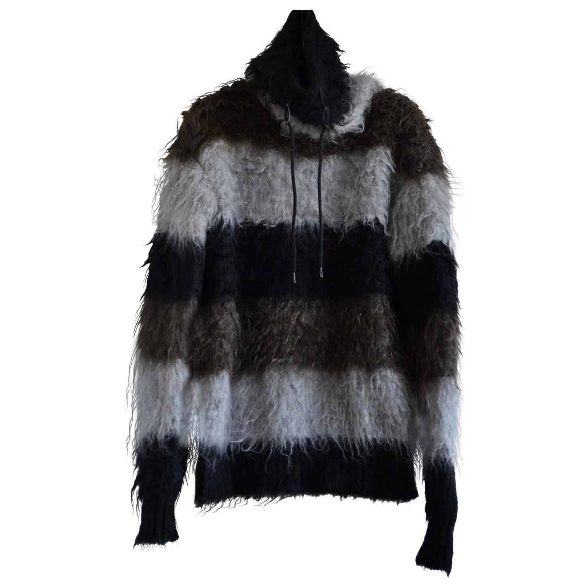 Saint Laurent \N Multicolour Wool Knitwear for Women S International