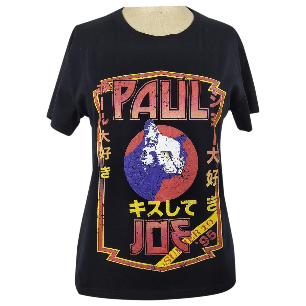 Paul & Joe - Top   pour femme en coton - noir