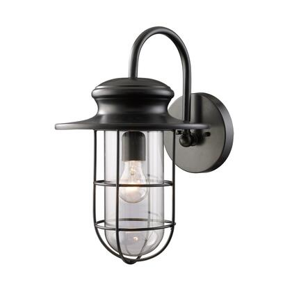 42285/1 Portside 1-Light Outdoor Sconce in Matte