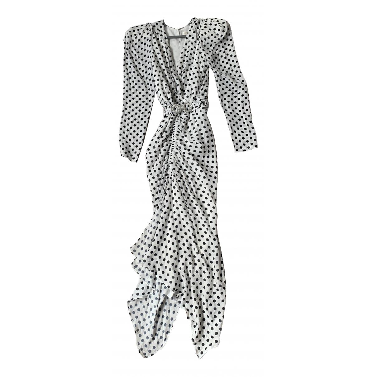 Ronny Kobo - Robe   pour femme - blanc