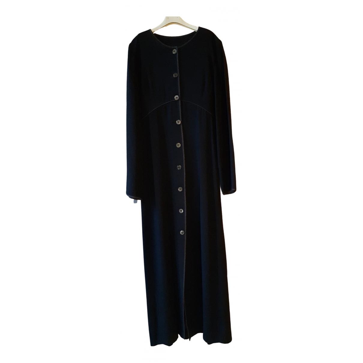 Plein Sud \N Kleid in  Schwarz Wolle