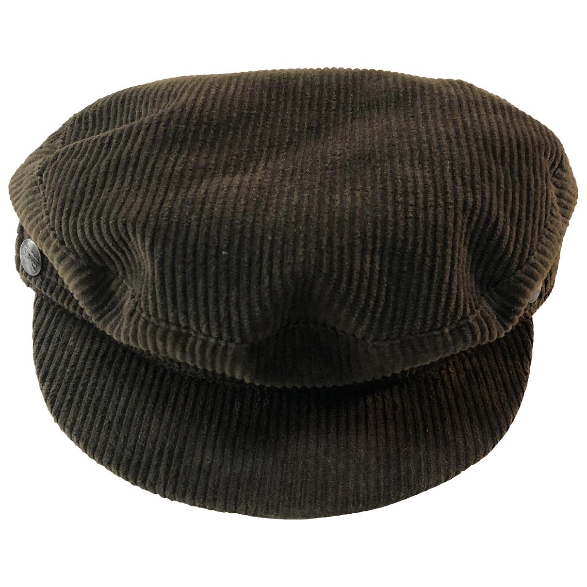 Burberry \N Green Cotton hat for Women M International