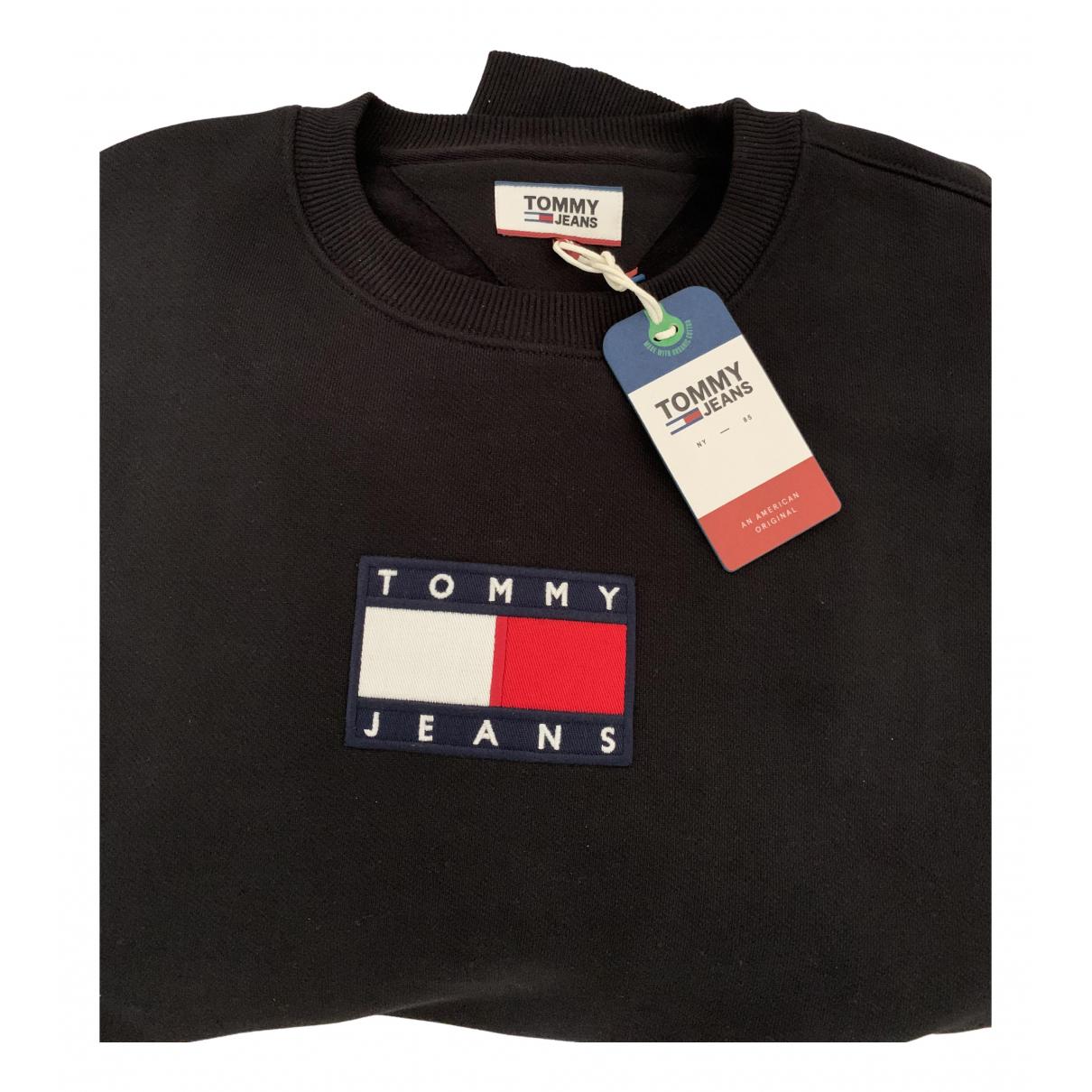Tommy Jean - Pulls.Gilets.Sweats   pour homme en coton - bleu