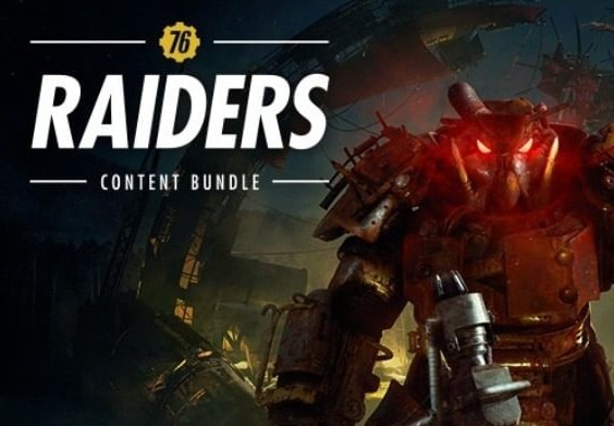 Fallout 76: Raiders Content Bundle DLC Steam Altergift