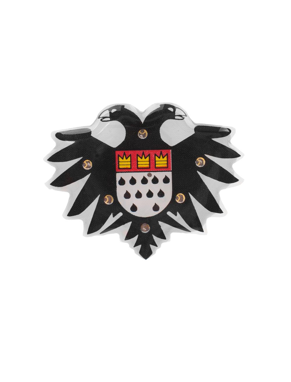 Kostuemzubehor Blinky Koln Adler Farbe: schwarz