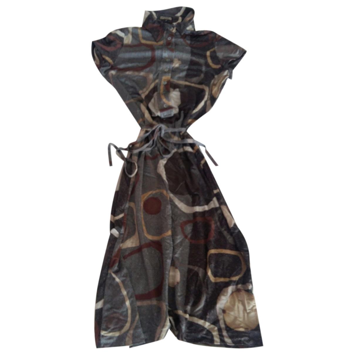 Maliparmi \N Multicolour dress for Women 40 IT