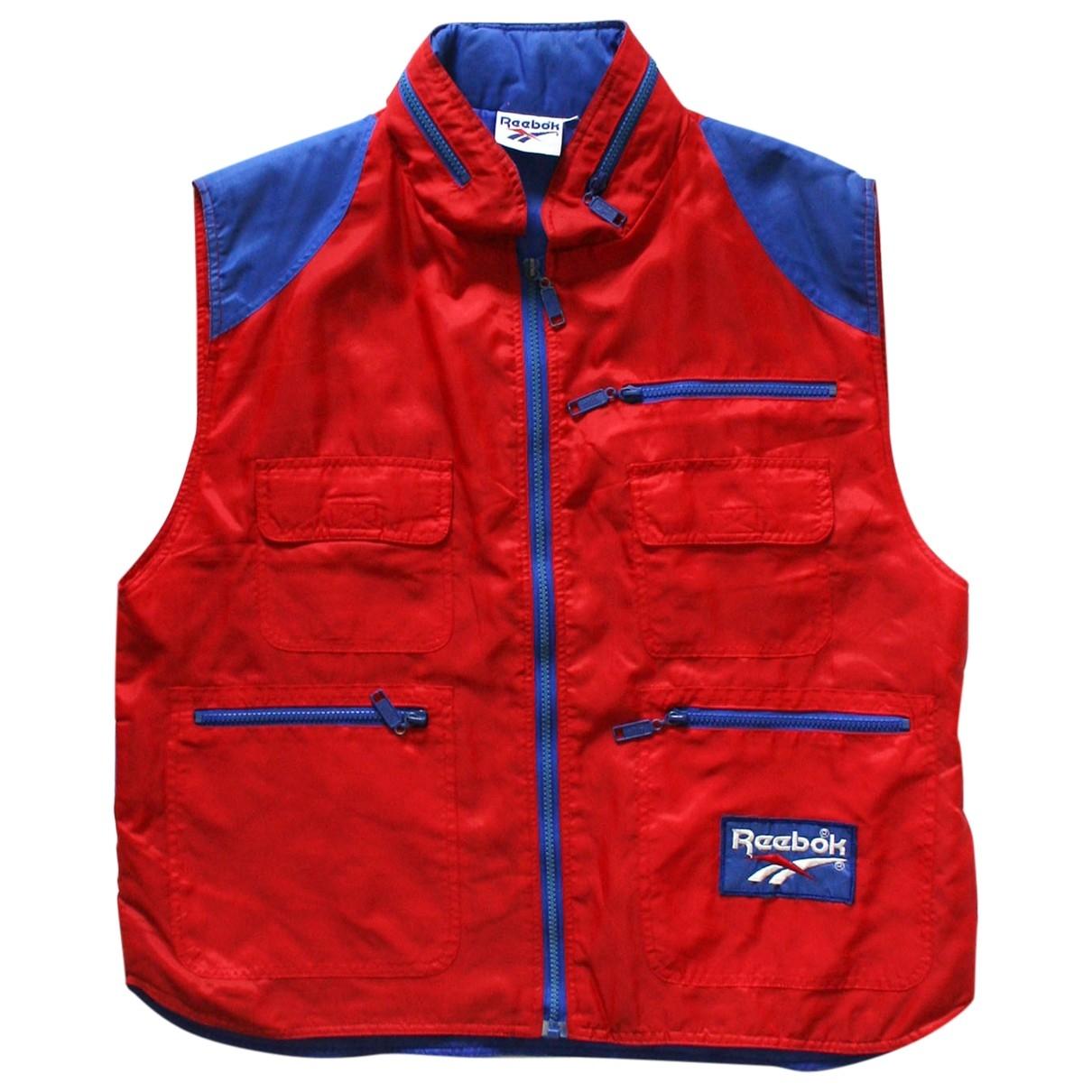 Reebok \N Red jacket  for Men L International