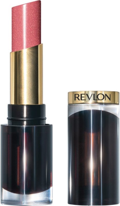 Super Lustrous Melting Glass Shine Lipstick - Beaming Strawberry